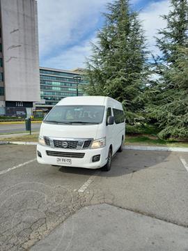 Nissan NV350 2.5L Pasajeros Confort usado (2018) color Blanco precio $23.000.000