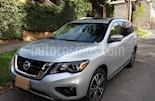 Foto venta Auto usado Nissan Pathfinder 3.5L Advance 4x4 (2018) color Plata precio $20.350.000