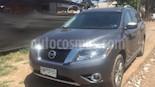 Foto venta Auto usado Nissan Pathfinder 3.5L Advance 4x4 (2016) color Gris precio $15.500.000
