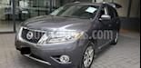 Foto venta Auto usado Nissan Pathfinder 5p Advance V6/3.5 Aut color Gris precio $285,000
