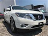 Foto venta Auto usado Nissan Pathfinder 5P EXCLUSIVE V6/3.5 AUT AWD (2014) color Blanco precio $239,999