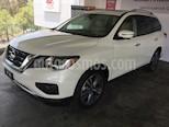 Foto venta Auto usado Nissan Pathfinder 5p Exclusive V6/3.5 Aut (2019) color Blanco precio $735,900