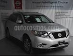Foto venta Auto Seminuevo Nissan Pathfinder Advance (2013) color Acero precio $280,000