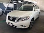 Foto venta Auto usado Nissan Pathfinder Advance (2015) color Blanco precio $349,000