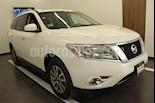 Foto venta Auto usado Nissan Pathfinder Advance (2013) color Blanco precio $269,000