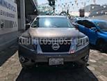 Foto venta Auto Seminuevo Nissan Pathfinder Advance (2014) color Arena precio $289,500