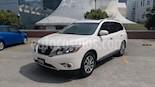 Foto venta Auto usado Nissan Pathfinder Advance (2014) color Blanco precio $285,000