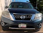 Foto venta Auto usado Nissan Pathfinder Advance (2013) color Azul precio $230,000