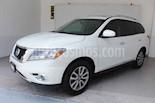 Foto venta Auto usado Nissan Pathfinder Advance (2015) color Blanco precio $339,000