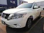 Foto venta Auto usado Nissan Pathfinder Advance (2014) color Blanco precio $248,000