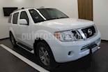 Foto venta Auto usado Nissan Pathfinder Advance (2012) color Blanco precio $235,000