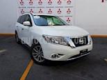 Foto venta Auto usado Nissan Pathfinder Advance (2014) color Blanco precio $289,000