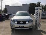 Foto venta Auto Seminuevo Nissan Pathfinder Advance (2014) color Plata precio $290,000
