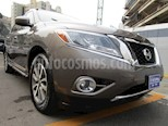 Foto venta Auto Seminuevo Nissan Pathfinder Advance (2013) color Arena Dorada precio $300,000