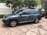 Foto venta Auto usado Nissan Pathfinder Advance (2013) color Azul precio $220,000