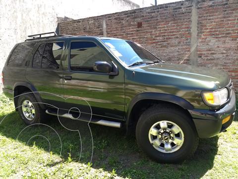 Nissan Pathfinder 3.3 SE usado (1998) color Verde precio $960.000