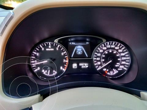 Nissan Pathfinder Sense 4x2 usado (2015) color Negro precio $10.690.000