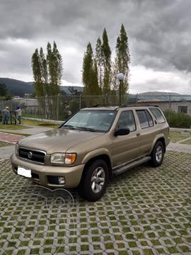 Nissan Pathfinder 3.5L Advance usado (2005) color Cafe precio u$s12.500