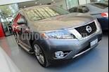 Foto venta Auto usado Nissan Pathfinder Exclusive 4x4 color Gris precio $415,000