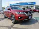 Foto venta Auto usado Nissan Pathfinder Exclusive 4x4 (2017) color Rojo precio $490,000