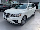 Foto venta Auto usado Nissan Pathfinder Exclusive 4x4 (2018) color Blanco precio $700,000