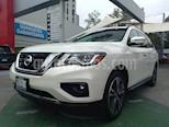 Foto venta Auto usado Nissan Pathfinder Exclusive 4x4 (2017) color Blanco precio $520,000