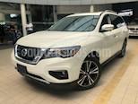 Foto venta Auto usado Nissan Pathfinder Exclusive 4x4 (2017) color Blanco precio $510,000
