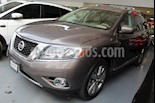 Foto venta Auto Seminuevo Nissan Pathfinder Exclusive 4x4 (2014) color Marron precio $349,000