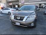 Foto venta Auto Seminuevo Nissan Pathfinder Exclusive 4x4 (2014) color Gris precio $290,000