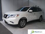 Foto venta Carro usado Nissan Pathfinder Exclusive Plus (2014) color Blanco precio $79.990.000