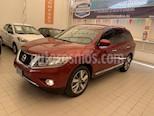Foto venta Auto usado Nissan Pathfinder Exclusive (2016) color Rojo precio $407,000