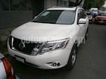 Foto venta Auto Seminuevo Nissan Pathfinder Exclusive (2014) color Blanco precio $310,000