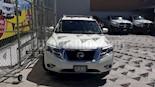 Foto venta Auto Seminuevo Nissan Pathfinder Exclusive (2015) color Blanco Arena