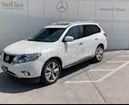 Foto venta Auto usado Nissan Pathfinder Exclusive (2016) color Blanco precio $419,900