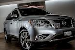 Foto venta Auto usado Nissan Pathfinder Exclusive (2016) color Plata precio $367,000