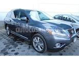 Foto venta Auto usado Nissan Pathfinder Exclusive (2014) color Gris precio $290,000