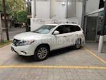 Foto venta Auto usado Nissan Pathfinder Exclusive (2013) color Blanco precio $270,000