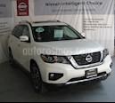 Foto venta Auto usado Nissan Pathfinder Exclusive (2018) color Blanco precio $640,000