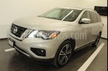 Foto venta Auto usado Nissan Pathfinder Exclusive (2017) color Plata precio $539,000