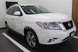 Foto venta Auto usado Nissan Pathfinder Exclusive (2015) color Blanco precio $379,000