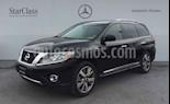 Foto venta Auto usado Nissan Pathfinder Exclusive (2015) color Negro precio $369,900