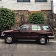 Foto venta Auto usado Nissan Pathfinder LE 3.5L 4x4 Aut Piel  (1997) color Ocre precio $65,000