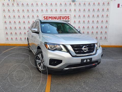 Nissan Pathfinder Sense usado (2018) color Blanco precio $379,000