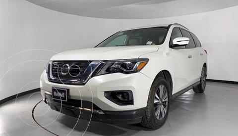 Nissan Pathfinder Advance usado (2018) color Blanco precio $389,999