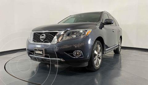 Nissan Pathfinder Exclusive usado (2013) color Gris precio $257,999