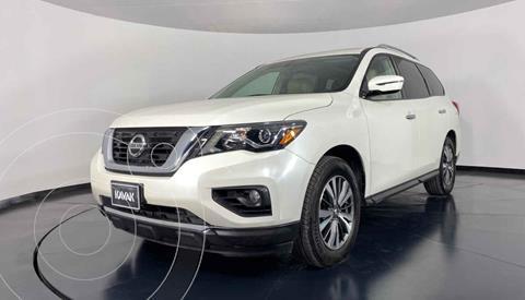 Nissan Pathfinder Advance usado (2018) color Blanco precio $394,999