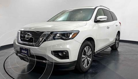 Nissan Pathfinder Advance usado (2018) color Blanco precio $474,999