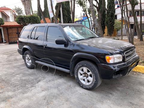 Nissan Pathfinder LE 3.5L 4x2 Aut Piel usado (1999) color Negro precio $41,000