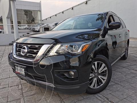 Nissan Pathfinder Advance usado (2018) color Negro precio $405,000