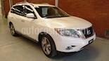 Nissan Pathfinder Exclusive usado (2015) color Blanco precio $315,000